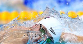 Making a splash! STUNNING images from the European Aquatics C'ships