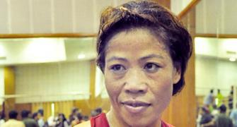 Exclusive! 'Mary Kom was robbed of a win'