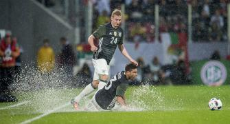 Euro warm-up: Slovakia stun green Germany; Portugal, Spain win