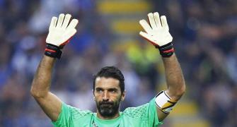 Football: Buffon to leave Juventus