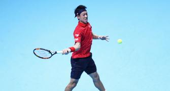 Nishikori wary of COVID threat at Olympics Village