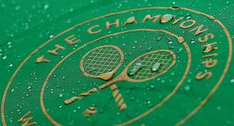 Match-fixing clouds over Wimbledon tie