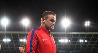 Football Briefs: Is Rooney heading to MLS?