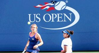Sania loses in mixed doubles as Indian challenge ends at US Open
