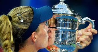 Kerber begins reign as No 1 with US Open win
