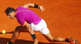Rafael Nadal is the man to beat at French Open