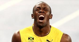 What a career Usain Bolt has had!