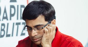 Anand finishes disappointing ninth in St. Louis
