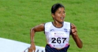Meet India's rising stars of athletics