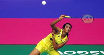 Badminton Worlds: Sindhu fights till last serve, wins silver