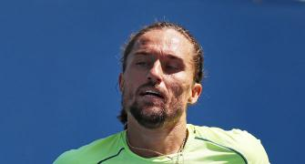 Dolgopolov hits back at fixing claims: 'I don't want to talk about it'