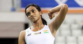 Sindhu, Sameer knocked out of Denmark Open