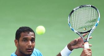 Davis Cup: Ramkumar, Sumit trample Pakistan on Day 1