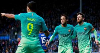 Neymar says his goodbyes to Barca, reserves special thanks for Messi