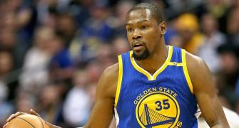 NBA's Kevin Durant tests positive for coronavirus