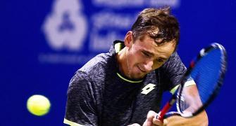 Sports Shorts: Efficient Medvedev beats Fucsovics to win Sofia title