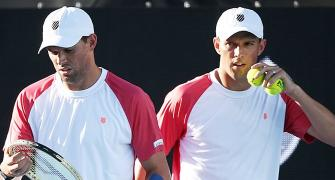 Have the legendary Bryan brothers called it a day?