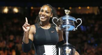 Serena to defend title at Australian Open?