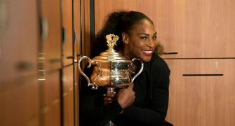 Sports Shorts: Serena uncertain of making comeback at Aus Open