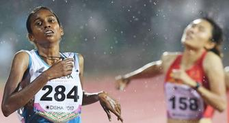 Worlds: Asian champ PU Chitra crashes out of 1500m