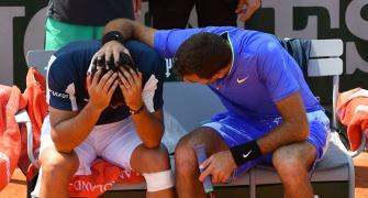 Here's why Juan Martin Del Potro got standing ovation at French Open
