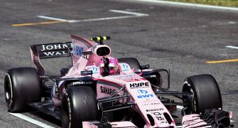 F1: Force India hit with strange sanction