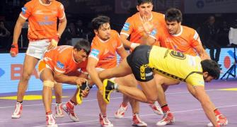 How kabaddi challenges cricket's might
