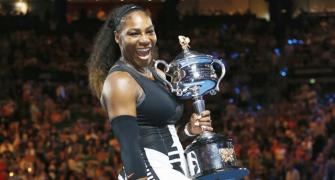 Graf backs Williams to break Court's record