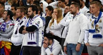 Are Real Madrid fans really supportive?