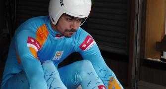 Keshavan aims for last hurrah in Winter Olympics