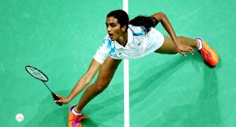 Sindhu's gallant fight ends in agony in Hong Kong Open