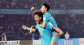 Meet Jeakson Singh, India's first goal-scorer at a FIFA WC competition