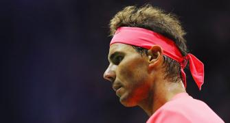 Rafael Nadal here to stay