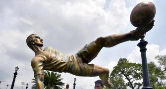 Former India footballer Veeru Babu dead