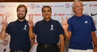 India get set for the FIFA U-17 World Cup