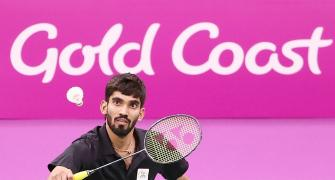 CWG: Srikanth leads India to badminton team event semis
