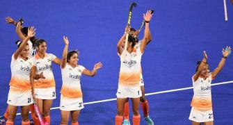CWG: Indian women's hockey team enter semis; Hima in 400m final