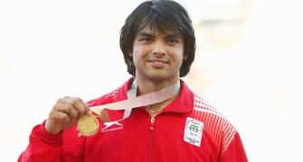 Neeraj Chopra wins India's first track and field gold at CWG