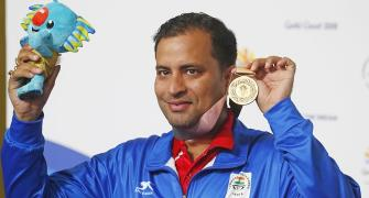 Sanjeev Rajput claims gold in 50m rifle 3 positions