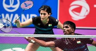 Swiss Open: Satwiksairaj-Ashwini, Jayaram crash out