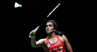 Hong Kong Open: Sindhu, Prannoy win; Saina knocked out