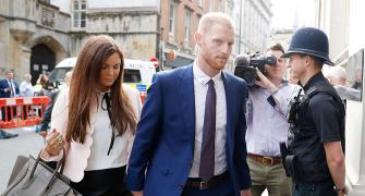 Stokes found not guilty of affray over street fight: BBC