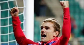 Why Griezmann snubbed Barca to stay at Atletico...