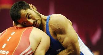 Wrestling: Harpreet bags silver, Gyanender wins bronze