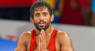 Wrestler Bajrang nominated for Khel Ratna award