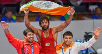 After Asiad win, Bajrang sets eyes on Olympic gold