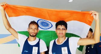 Asian Games: Indian rowers sing redemption song with gold and 2 bronze