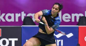 Saina's struggles continue; crashes out of Denmark Open