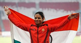Dutee Chand confident of making Olympic cut