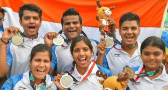 Silver for Indian men's, women's teams in Asiad compound archery